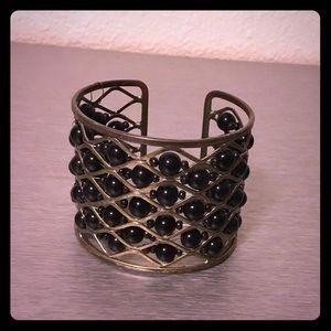 Jewelry - Beaded Cuff Bracelet